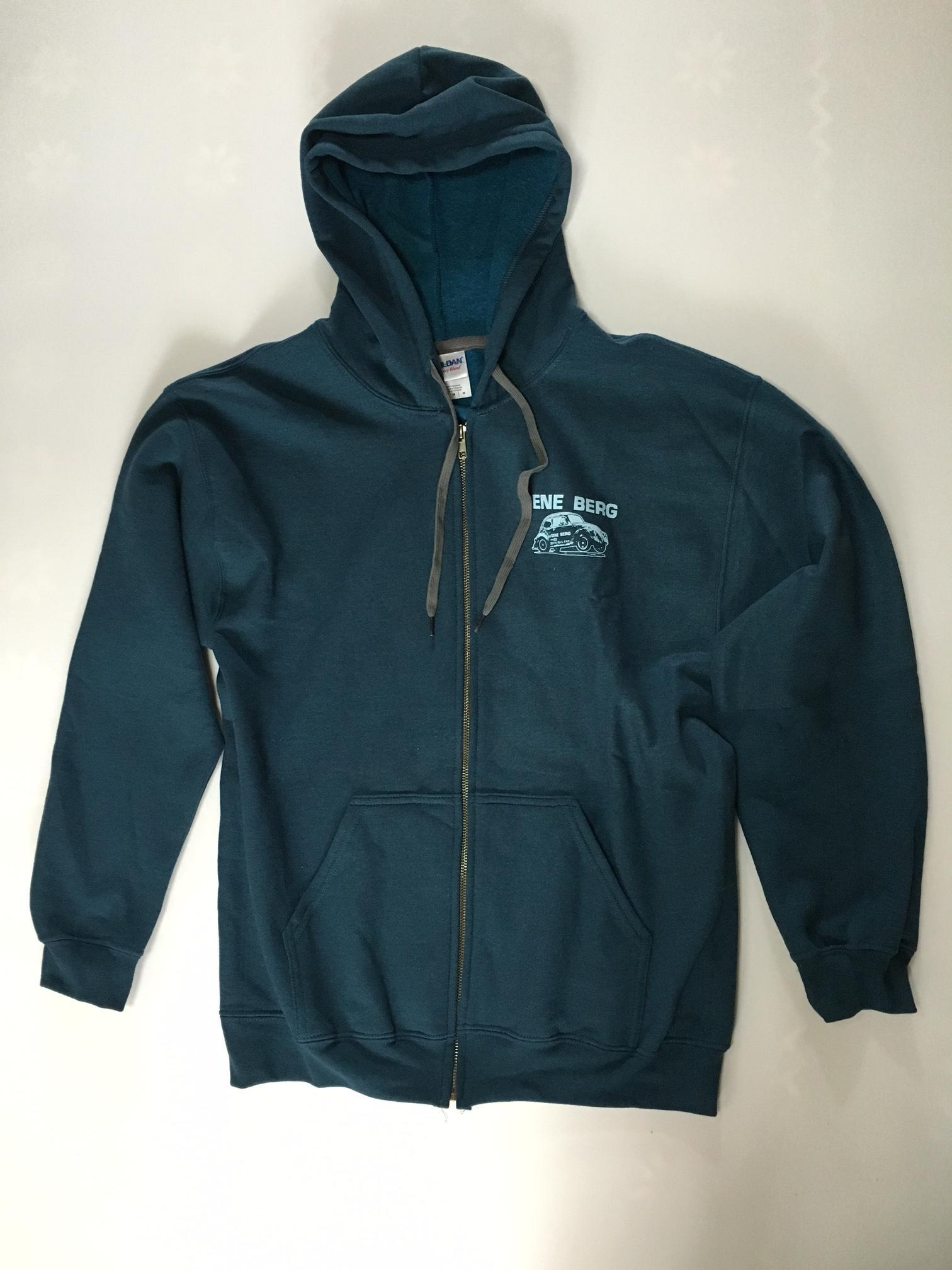 Full Zip Hooded-Parker